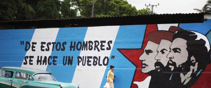 Julio Antonio Mella, Camilo Cienfuegos a Ernesto Che Guevara