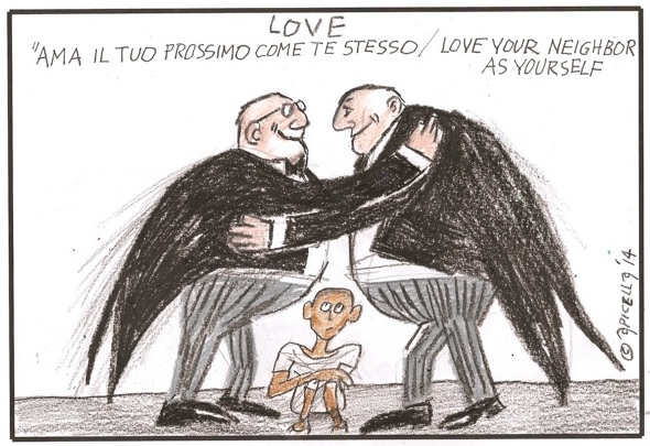 Miluj svého bližního jako sebe samého